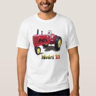 Model 22 de Massey Harris T-shirts