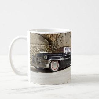 """Modèle Cadillac de fer-blanc. "" Mug"