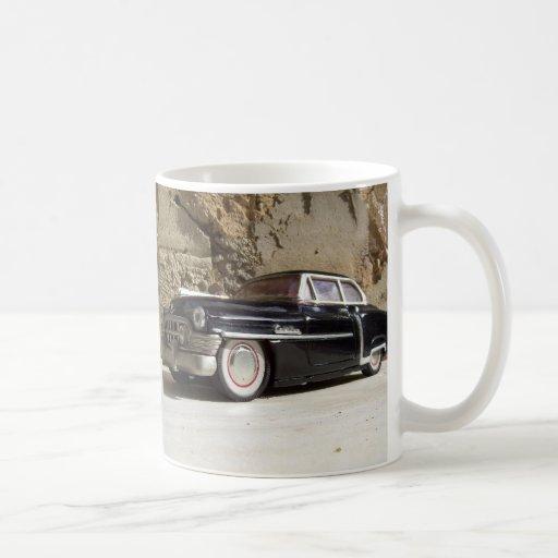 """""""Modèle Cadillac de fer-blanc. """" Tasse À Café"""