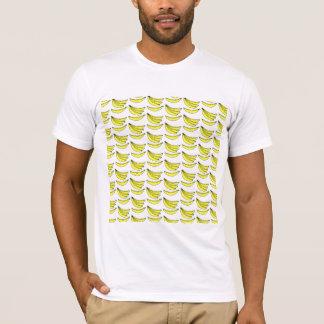 Modèle de banane t-shirt