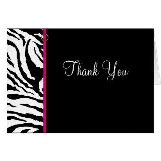 Modèle de carte de remerciements ** copie