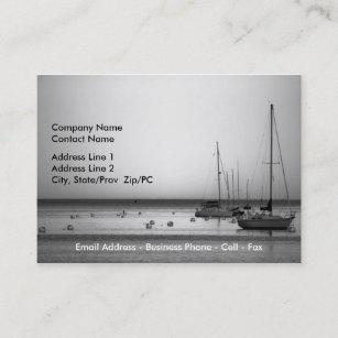 Modle De Carte Visite Des Yachts II