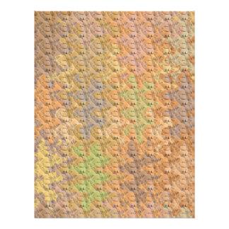 Modèle de couleurs Handcrafted par briseur sec de Prospectus 21,6 Cm X 24,94 Cm