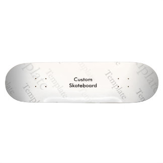 Modèle de planche à roulettes de la concurrence 8 planches à roulettes customisées