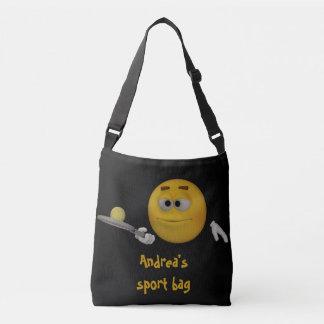 Modèle de sac de sport