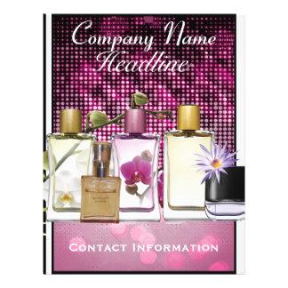 Modèle d'insecte de vente de parfum et de parfum prospectus 21,6 cm x 24,94 cm