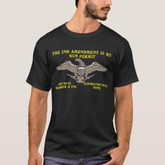 Modèle foncé de base de T-shirt - customisé
