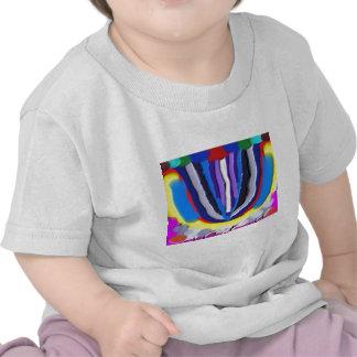 MODÈLE graphique de revendeur d AMUSEMENT de T-shirt