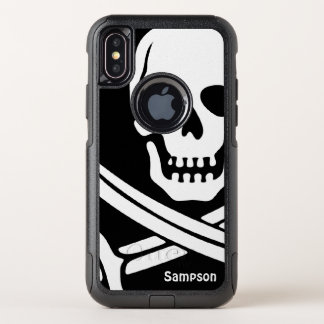 Modèle nommé de pirate