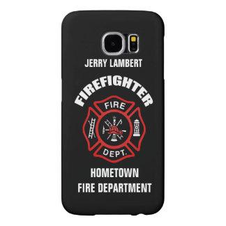 Modèle nommé de sapeur-pompier
