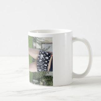 Modèle-Sur-UN-Tasse Mug Blanc