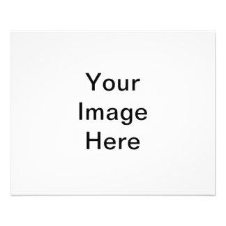 Modèles d'achats prospectus 11,4 cm x 14,2 cm