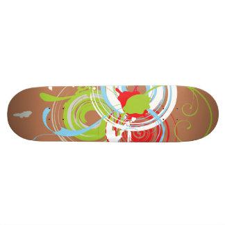 Moderne Plateau De Skate
