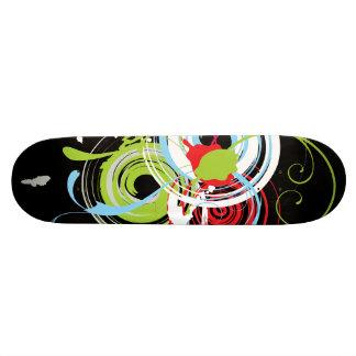 Moderne Plateaux De Skateboards Customisés