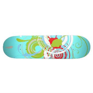 Moderne Plateaux De Skateboards