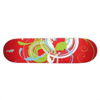 Moderne Skateboards Cutomisables
