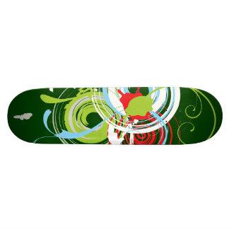 Moderne Plateaux De Skate