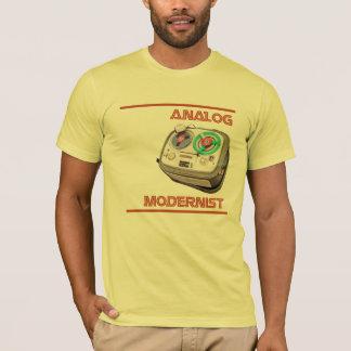 Moderniste analogue t-shirt