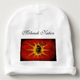 Mohawk personnalisé bonnet de bébé