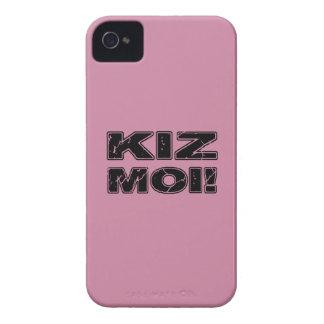 Moi de Kiz ! Français de Kizomba Coques iPhone 4