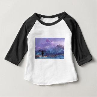 Moi et mes élans t-shirt pour bébé