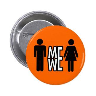 Moi et nous badge