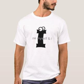 Moi moi-même et T-shirt d'I