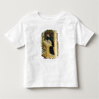 Moine dominicain à son bureau, du cycle de 'pour t-shirt pour les tous petits