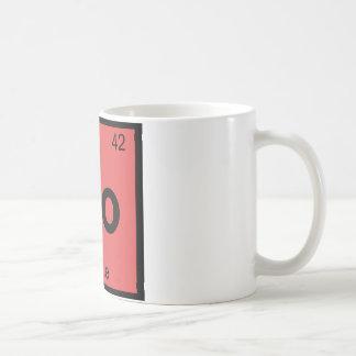 MOIS - Symbole mobile de Tableau périodique de chi Mug