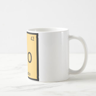 MOIS - Tableau périodique de chimie de fromage de  Mugs