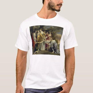 Moïse a secouru du Nil, c.1630 T-shirt