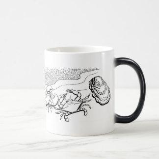 Mollusques et crustacés mug magic