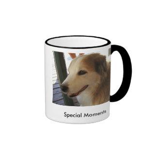 Moments spéciaux mug ringer