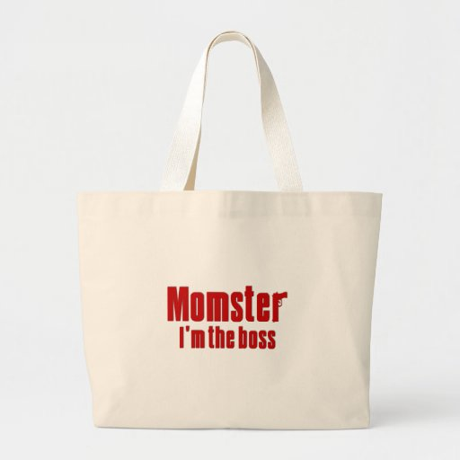 momster sac fourre-tout