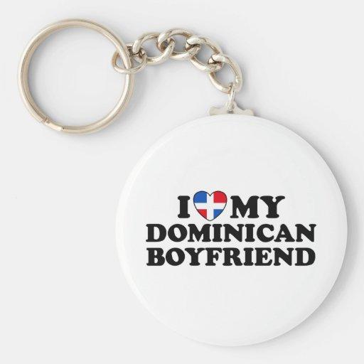 Mon ami dominicain porte-clef