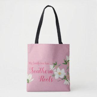 Mon arbre généalogique a la magnolia du sud sac