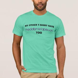 Mon autre T-shirt