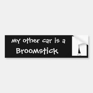 Mon autre voiture est un adhésif pour pare-chocs autocollant pour voiture