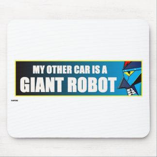 Mon autre voiture est un robot géant