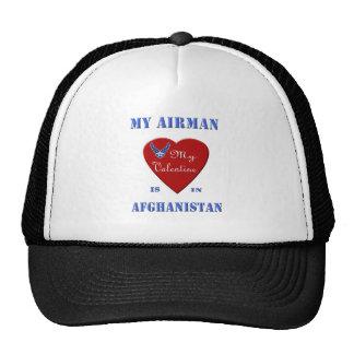 Mon aviateur, mon Valentine Casquettes De Camionneur