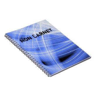 Mon Carnet à spirales Notebook