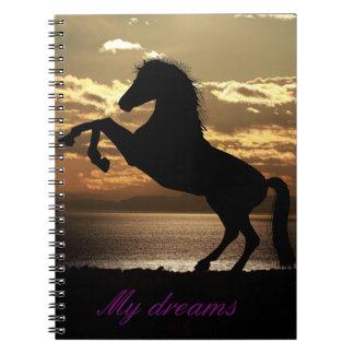 Mon carnet de rêves