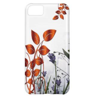 Mon cas intelligent de téléphone de jardin coque iPhone 5C
