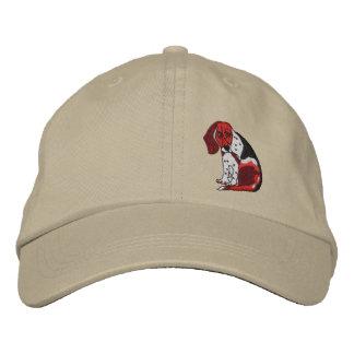 Mon casquette brodé par Bill d'ami