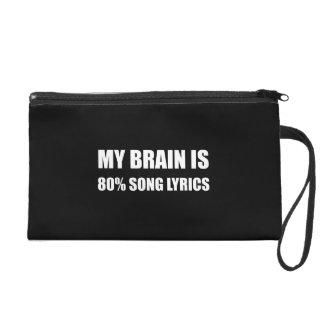 Mon cerveau est des textes de chanson de 80 pour dragonne