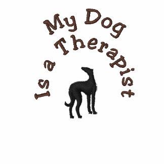 Mon chien est un thérapeute