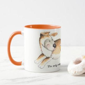 Mon chien, Sluggo : Amis d'abeille Mugs