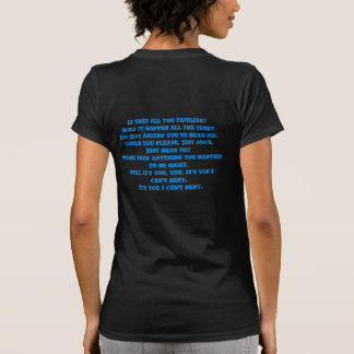 Mon ciel bleu t-shirts