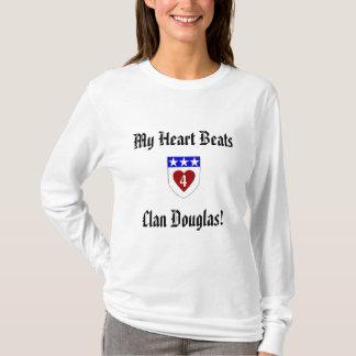 Mon clan Douglas des battements de coeur 4 ! T-shirt