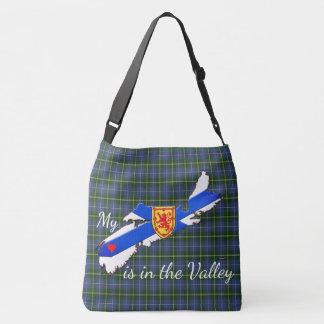 Mon coeur est le sac croisé de la Nouvelle-Écosse